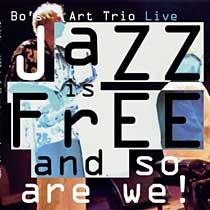 icdisc 0801 | Jazz is Free and So Are We!